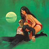 Original Vampirella Cover