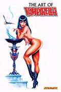 The Art of Vampirella