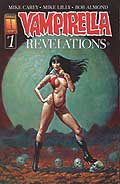 Revelations 1 - Texiera Cover