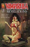 Revelations 3 - Horne Cover