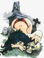 James West Vampirella