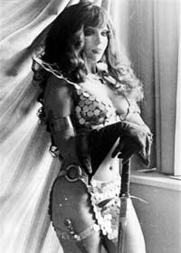 Angelique Trouvere as Red Sonja