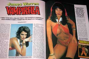 Femme Fatales May 1999 inside